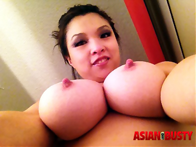 Asian big titty porn update